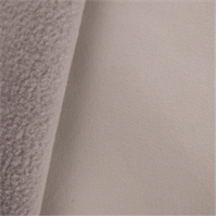 *1 YD PC--Soft Shell Fleece - White/Off White