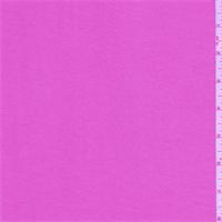 *7/8 YD PC--Carnation Pink Bamboo Jersey Knit