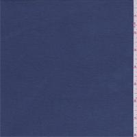 Steel Blue Rayon Jersey Knit