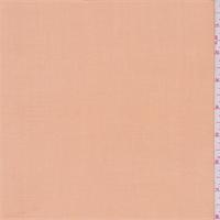 Pastel Peach Rayon Lawn