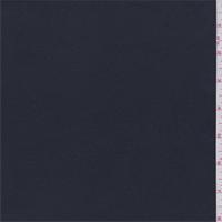 Charcoal Black Jersey Knit