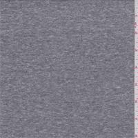 Heather Black Jersey Knit