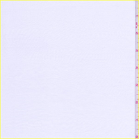 *1 1/2 YD PC--Bright White Satin Shirting