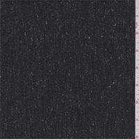*3 YD PC--Black Tweed Suiting