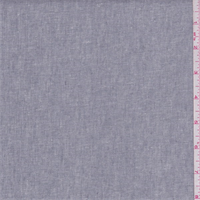*2 3/4 YD PC--Grey Oxford Look Suiting