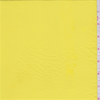 *2 3/4 YD PC--Yellow Glow Polyester Lining