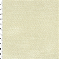 *1 YD PC--Parchment Ivory Opus Chenille Home Decorating Fabric