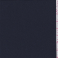 *3 YD PC--Midnight Navy Polyester Suiting
