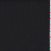 *3 3/8 YD PC--Black Stretch Twill