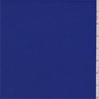 *2 7/8 YD PC--Cobalt Scuba Double Knit