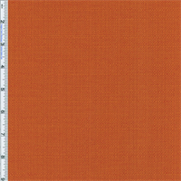 *5 YD PC--Sunset Orange Slub Woven Home Decorating Fabric