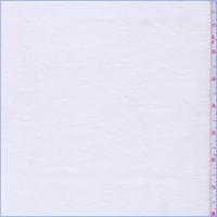 *1 1/4 YD PC--Winter White Cotton Jersey Knit