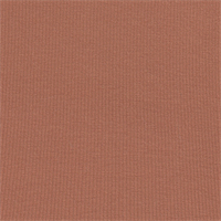 *3 1/2 YD PC--Copper Rayon Ribbed Knit