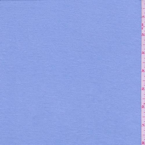Ice CuproModal Powder Blue sandwash jersey knit natural and eco-friendly fibers 7-7.5-oz