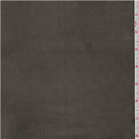 *3 YD PC--Timber Brown Stretch Velvet