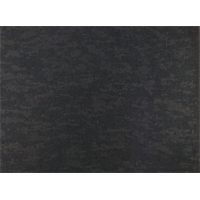 *2 5/8 YD PC--Midnight Black Foil Print Linen
