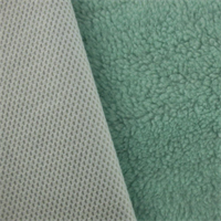 *2 YD PC--Mint Green Berber Fleece