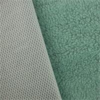 *2 3/8 YD PC--Mint Green Berber Fleece