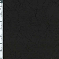 *3 YD PC--Black Crushed Silk Taffeta