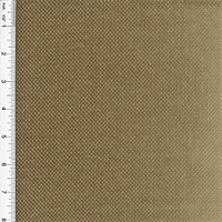 *6 YD PC--Linen Blend Chenille Envy Burlap Beige Home Decorating Fabric