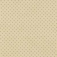 *6 YD PC--Light Tan Pindot Suede with Backing