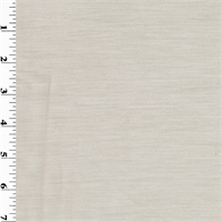 *2 YD PC--Pearl White Wool Jersey
