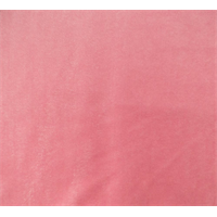 *1 1/2 YD PC--Bubble Gum Pink Stretch Velvet