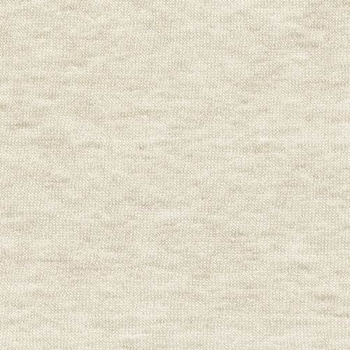 59e8754454e *4 7/8 YD PC--Oatmeal Beige/Gold Glitter Knit - PIECE1355   Fashion Fabrics