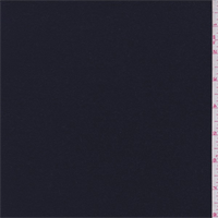 *2 1/8 YD PC--Deep Navy Fleece Knit