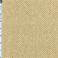 *2 YD PC--Sand Beige Chenille Home Decorating Fabric