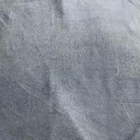 Dusty Blue Knit Microsuede