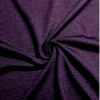 Eggplant Purple Jersey Knit
