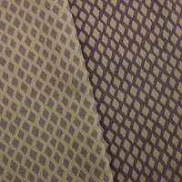 Purple/Ivory Diamond Jacquard Home Decorating Fabric