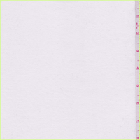 *3 3/4 YD PC--Cream French Terry Knit