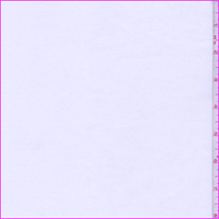 *1 YD PC--White French Terry Knit