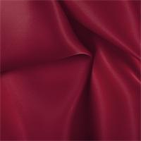 *1 YD PC--Red Silk Satin Organza