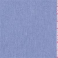 *3 YD PC--Blue Cotton Chambray