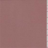 *2 YD PC--Terra Cotta Orange Rayon Rib Knit