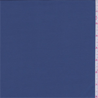 *3 3/4 YD PC--Blue Denim Matte Jersey