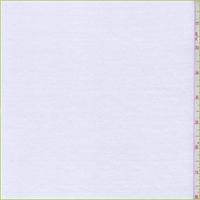 *1 1/4 YD PC--White Sweatshirt Fleece