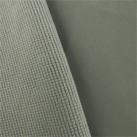 *1 YD PC--Gray Soft Shell Grid Fleece