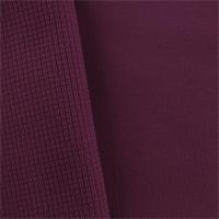 *1 YD PC--Purple Waterproof Stretch Soft Shell Grid Fleece