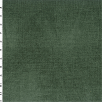 *3 YD PC--Ocean Green Faux Velvet Home Decorating Fabric