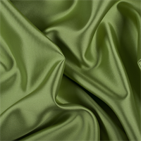 *1 YD PC--Lime Silk/Wool Gab