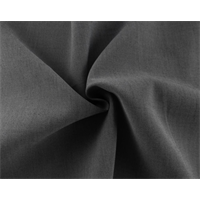 *2 1/2 YD PC--Gray Chambray Suiting