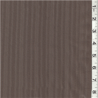 *3 1/2 YD PC--Brown Suiting
