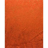 *3 1/4 YD PC--Orange Glitter Slinky