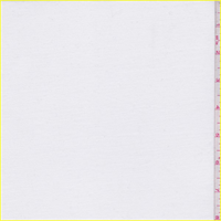*4 1/4 YD PC--White Tencel Jersey Knit