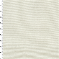 *1 YD PC--Ivory Candlewick Chenille