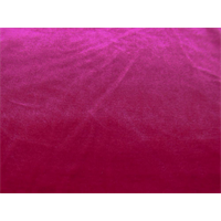 *2 YD PC--Fuchsia Stretch Velvet